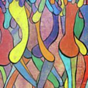 Boogie Art Print