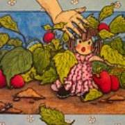 Book Illustration Art Print