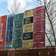 Books Plus Kansas City Art Print