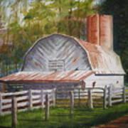 Boone Barn Art Print