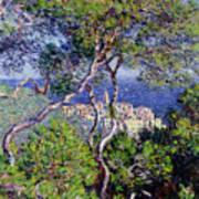 Bordighera Art Print