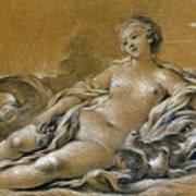 Boucher: Venus Art Print