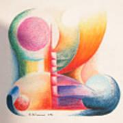 Boulets Art Print