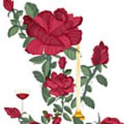 Bouquet Of Life Art Print