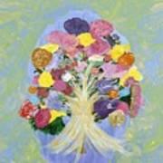 Bouquet Today Art Print