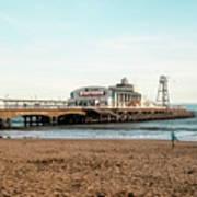 Bournemouth Pier No 2 Art Print