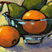 Bowl Of Fruit 4 Art Print