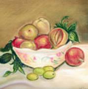 Bowl Of Renoir Art Print