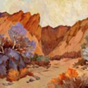 Box Canyon Art Print