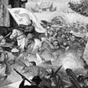 Boxer Rebellion Art Print