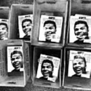 Boxers Boxes Art Print