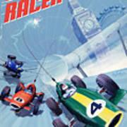 Boy Racer Art Print