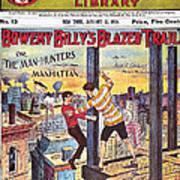 Boys Magazine, 1906 Art Print