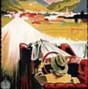 Bozen-gries - Dolomiten - Bolzano-gries - Retro Travel Poster - Vintage Poster Art Print