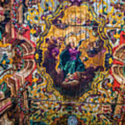 Braganca's Painted Ceiling Art Print
