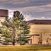 Braidwood Reactor 1 Art Print