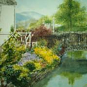 Braithwaite Bridge Art Print
