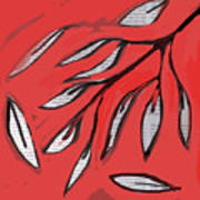 Branch News Art Print