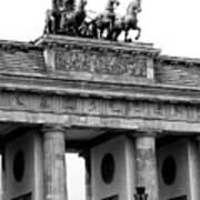 Brandenburg Gate Art Print
