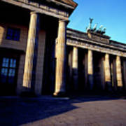 Brandenburger Tor / Gate Berlin Germany Art Print