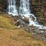 Branson Waterfall 4 Art Print