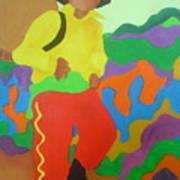 Brasil Boy Art Print