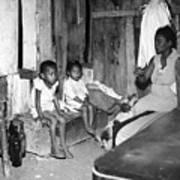 Brazil: Favela, 20th Century Art Print