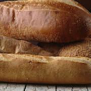Bread Art Print