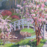 Breath Of Spring Art Print