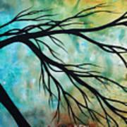 Breathless 2 By Madart Art Print