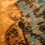 Brenda -tile Art Print