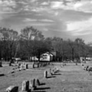Brentway-cemetery Art Print