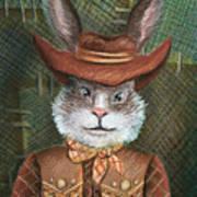 Brer Rabbit Art Print