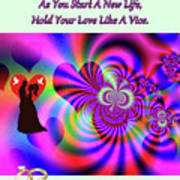 Brian Exton Heart Of Hearts  Bigstock 164301632  231488 Art Print