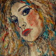 Briana Art Print