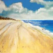 Bribie Island Art Print
