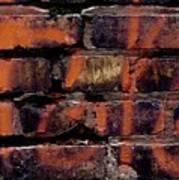 Bricks And Graffiti Print by Tim Good