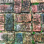 Brickwork#1 Art Print