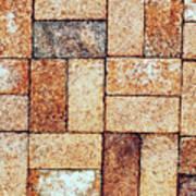 Brickwork#2 Art Print