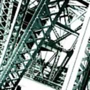 Bridge 1.0 Two Art Print