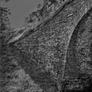 Bridge Abstraction Art Print