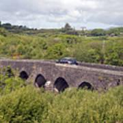 Caragh Bridge Near Killorglin Art Print