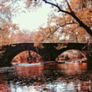 Bridge Over Yellow Breeches Creek Art Print