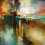 'bridge To Eternity' Art Print