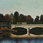 Bridges Of Forest Park Iv Art Print