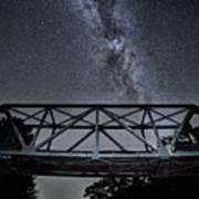 Bridging The Cosmos  Art Print