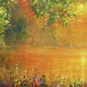Brightest Spring Art Print
