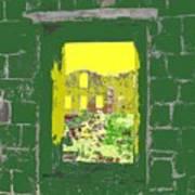 Brimstone Window Art Print