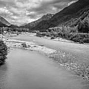 British Columbia White Pass Panorama Art Print