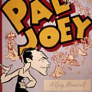 Broadway: Pal Joey, 1940 Art Print